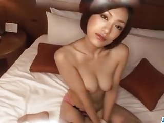 Dashing porn adventure with peachy tits, Nene Iino