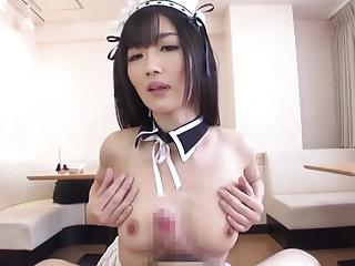 Japonaise Maid cafe Part 4