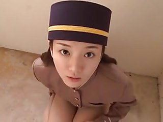 Natural pantyhose hotel concierge 2